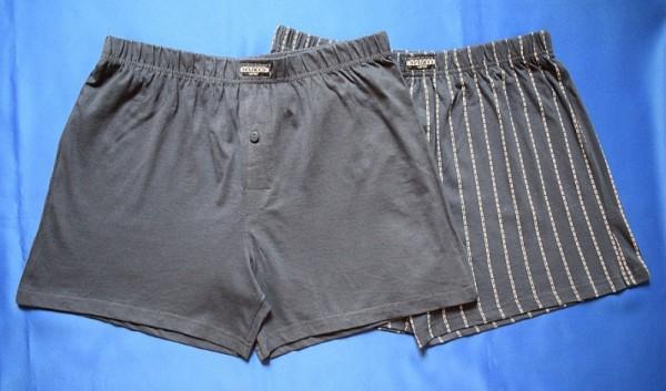 tc12290-4, Inkontinenzunterwäsche Herren, Boxershort, eingenähter PVC-Slip tc12220