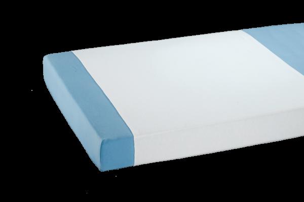 3102, Mehrfachbettauflage BW, mit Seitenteilen